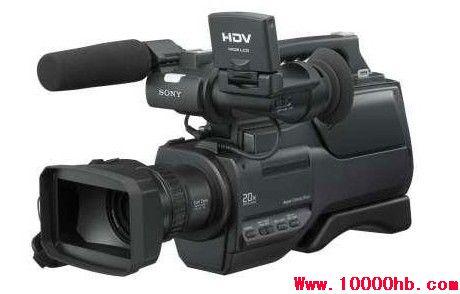 索尼HD1000C 高清 磁带存储器 专业摄像机 550元/天