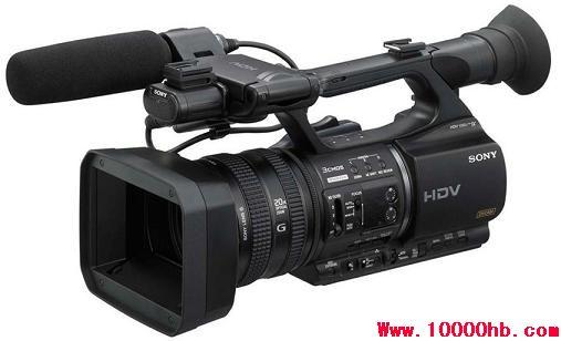 索尼HVR-Z5C 高清 磁带存储器 专业摄像机 700元/天