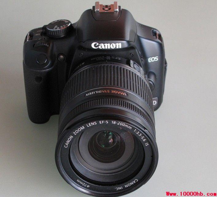 佳能450D 24-84红圈镜头 专业单反相机 200元/天