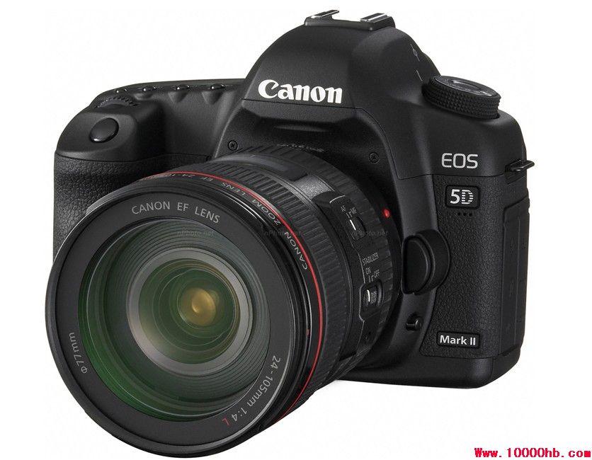 佳能 5D Mark II 24-105红圈镜头 专业单反相机 500元/天