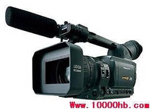 松下p2 磁带摄像机 专业高清摄像机 1000元/天