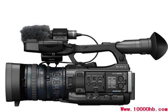 索尼PMW-EX280(记忆棒/SD/XQD卡)拍电影电视剧用专业摄像机(800元/天)