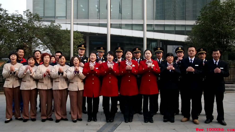 武汉城市规划研究院2014拜年视频拍摄1